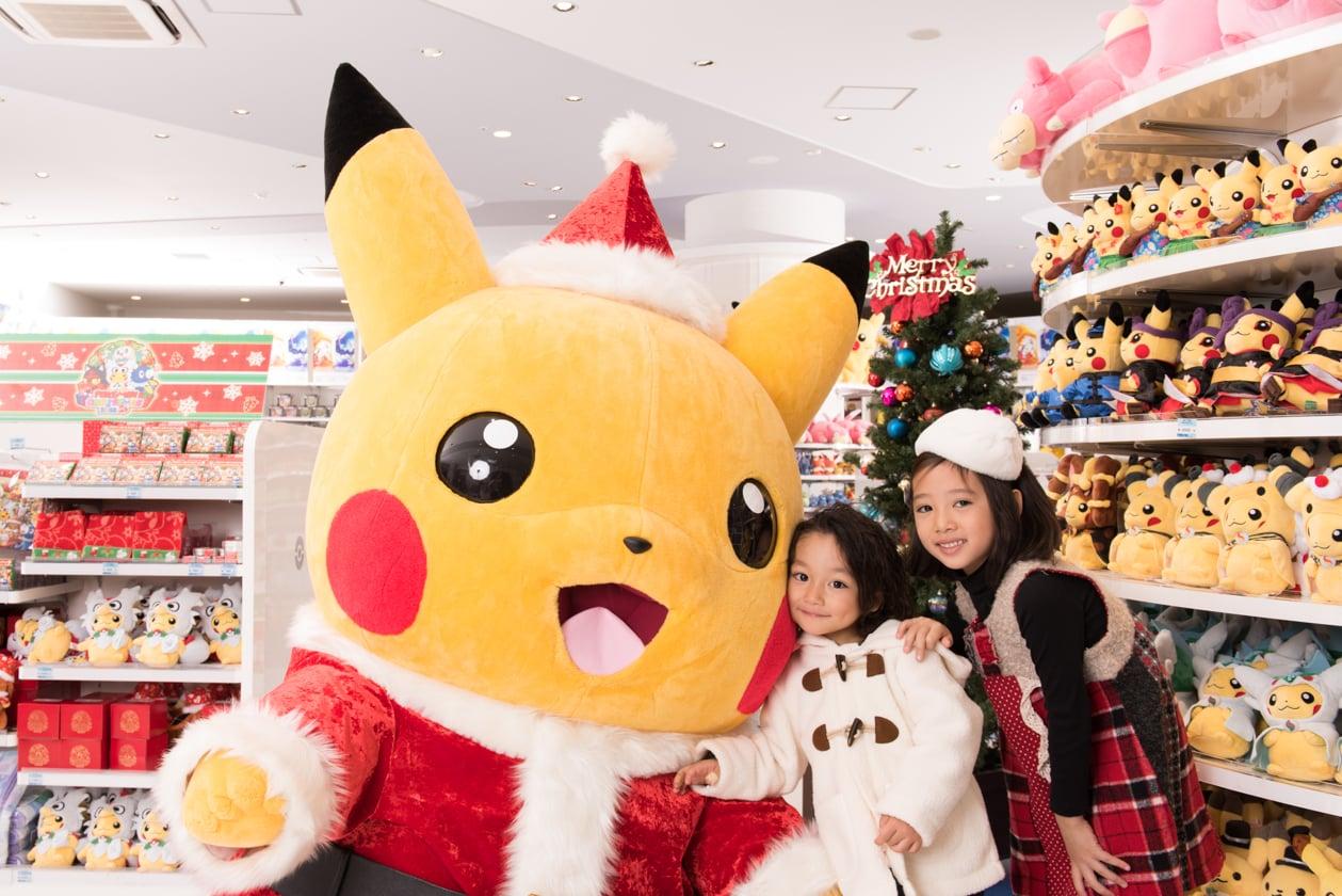 ポケモンセンター クリスマス