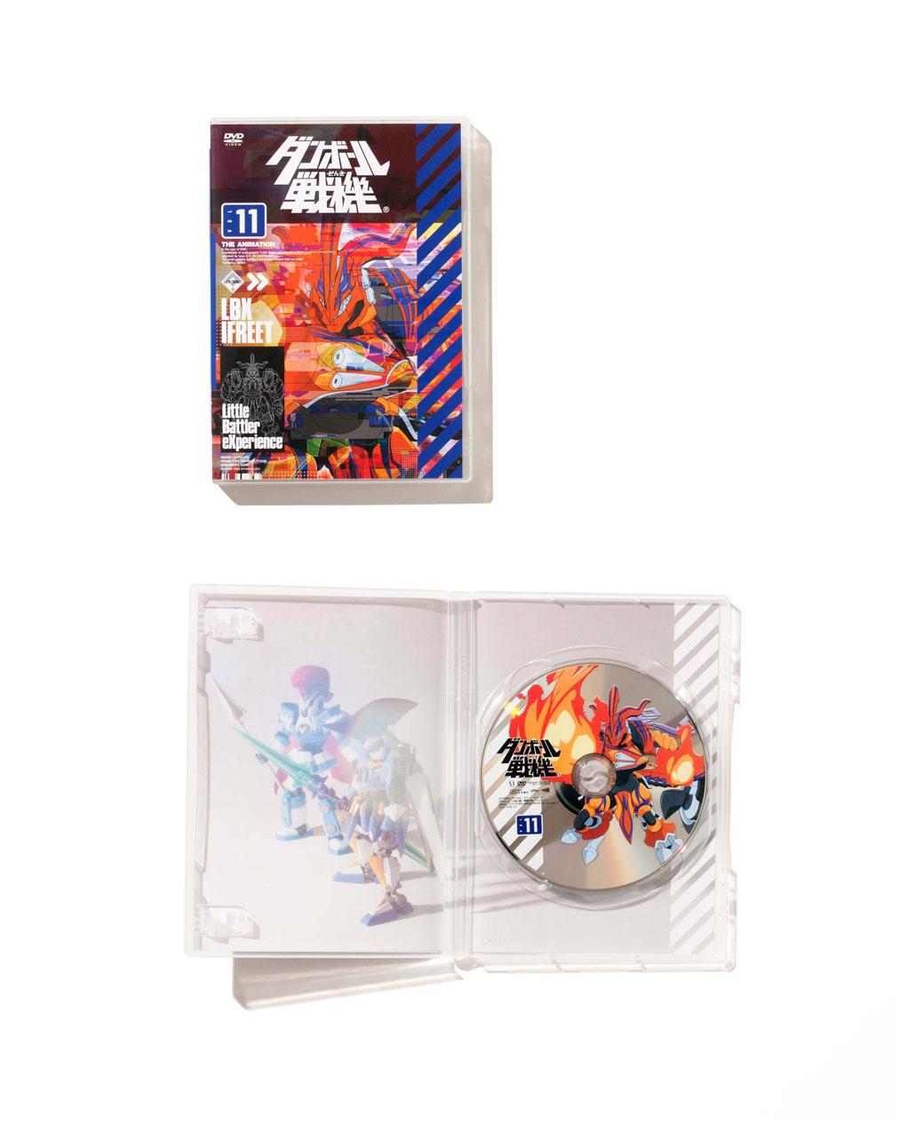 ダンボール戦機DVD