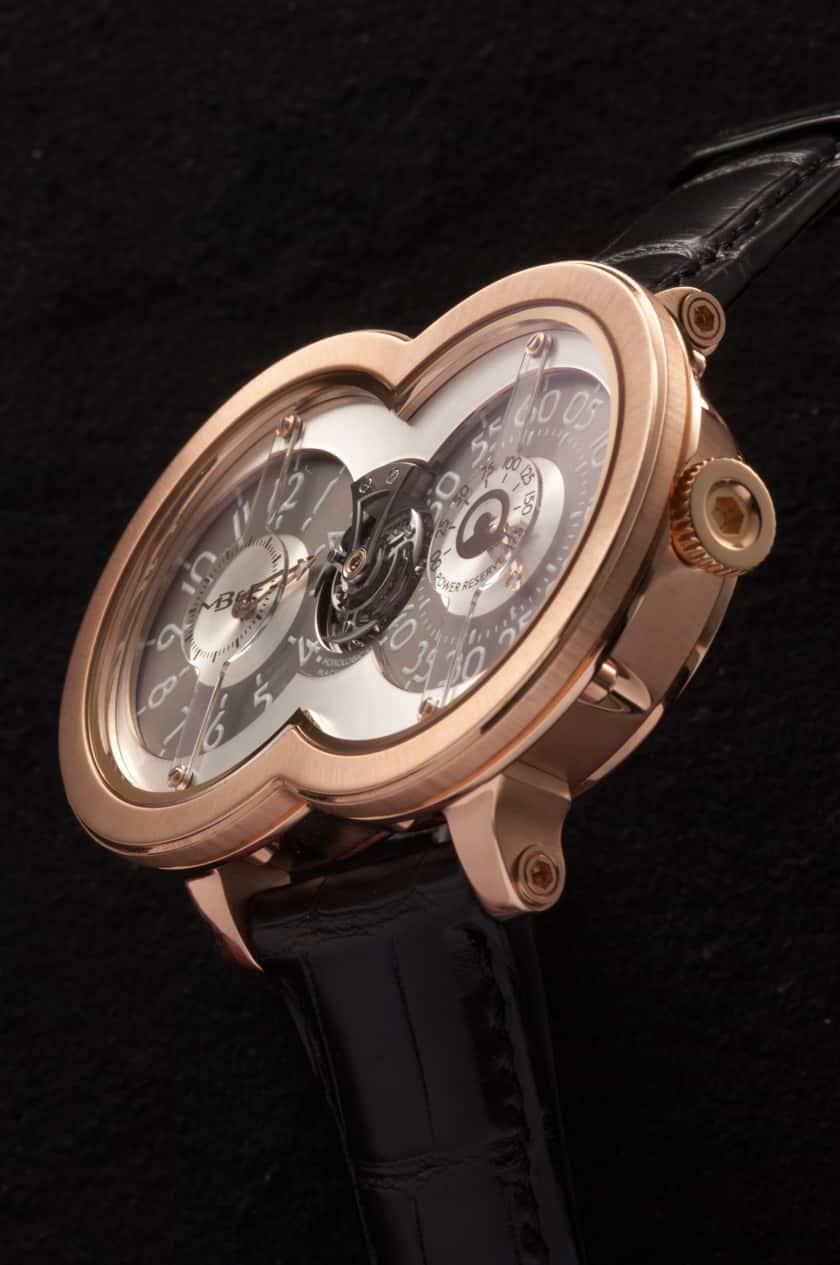 腕時計 マックス・ブッサー MB&F